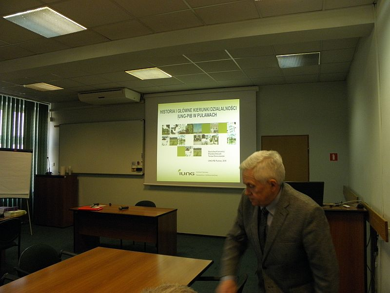 """Seminarium """"Możliwości zwiększenia produkcji białka paszowego..."""""""