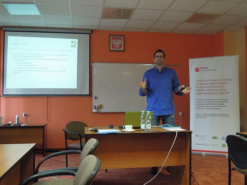 Szkolenie zorganizowane w ramach projektu KIK/25