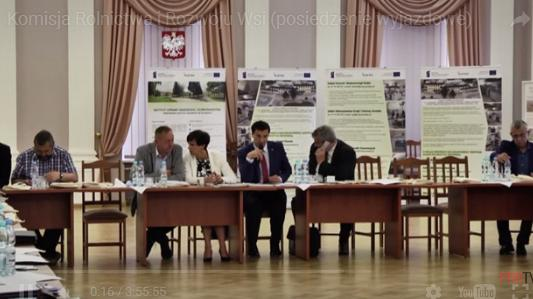 Posiedzenie Komisji Rolnictwa Sejmu RP