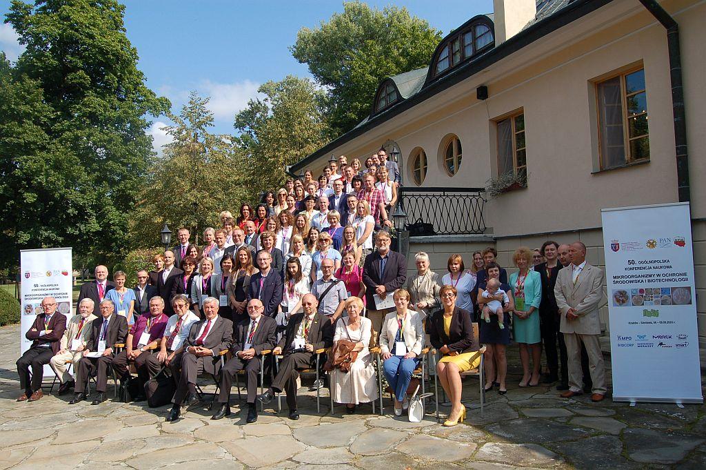 50 Jubileuszowa Konferencja Mikrobiologii Środowiskowej