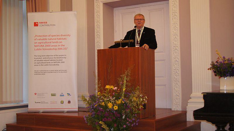 Konferencja w ramach projektu KIK/25