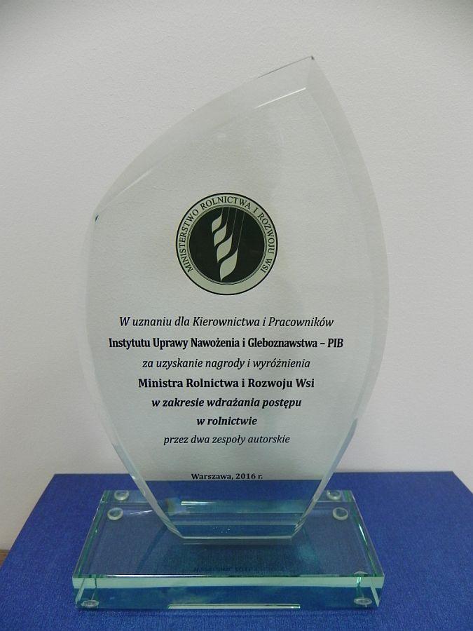 Nagrody Ministra Rolnictwa
