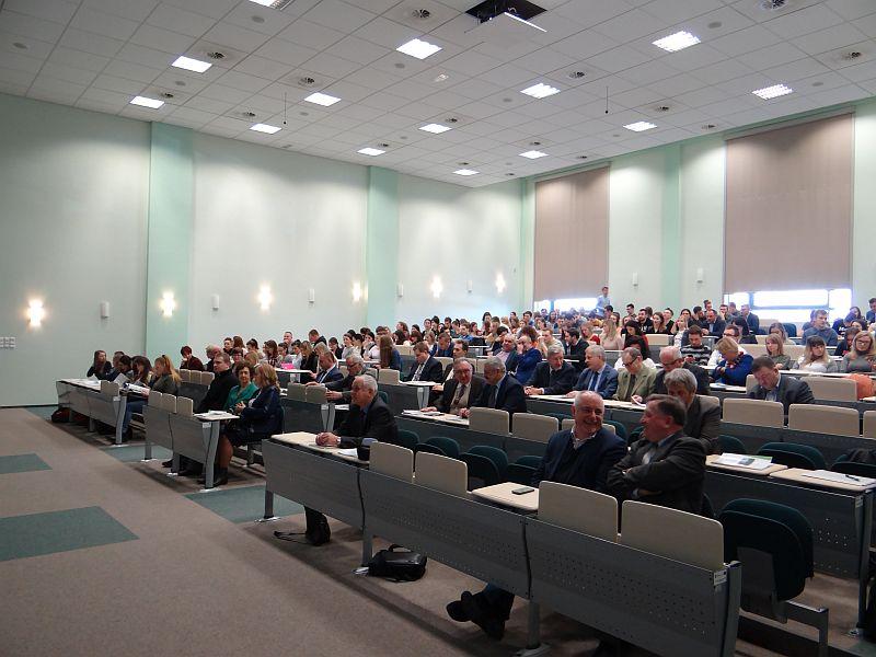 """Konferencja """"Wpływ Wspólnej Polityki Rolnej na środowisko przyrodnicze i rolnictwo.."""""""