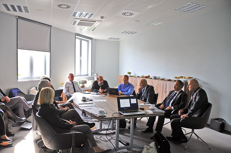 Spotkanie grupy doradczej BioEcon