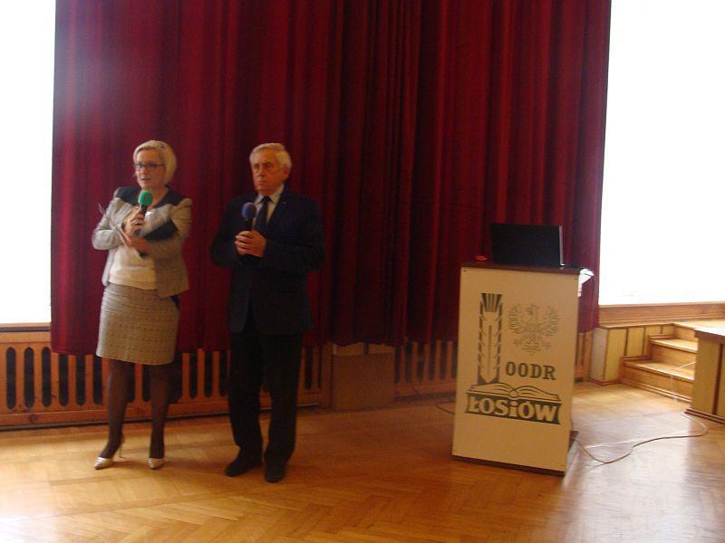 Konferencja w Łosiowie