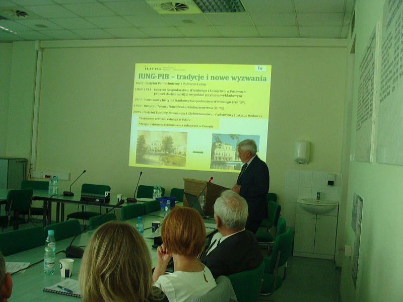 """Konferencja """"Konkurencyjność rolnictwa Lubelszczyzny"""""""