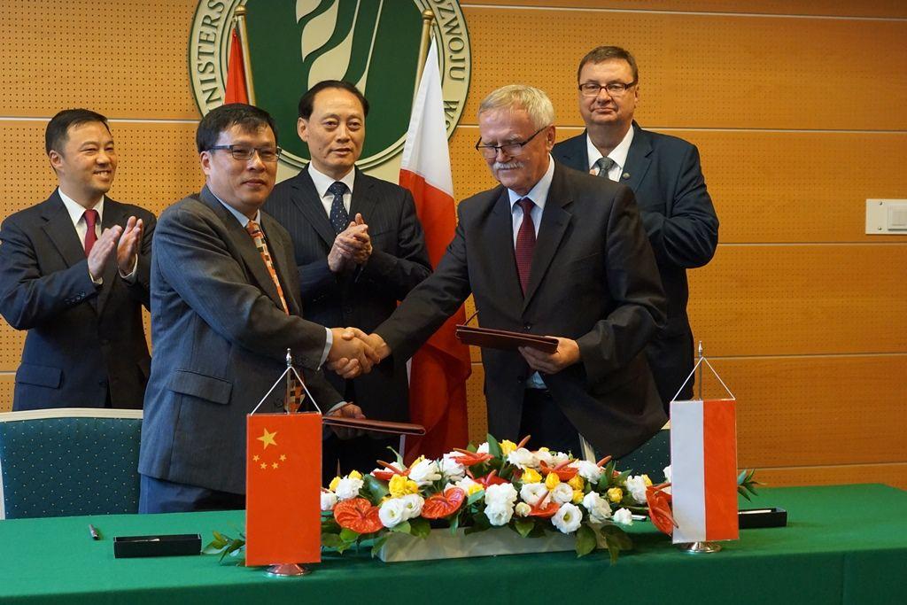 ,IUNG-PIB uczestnikiem współpracy polsko-chińskiej