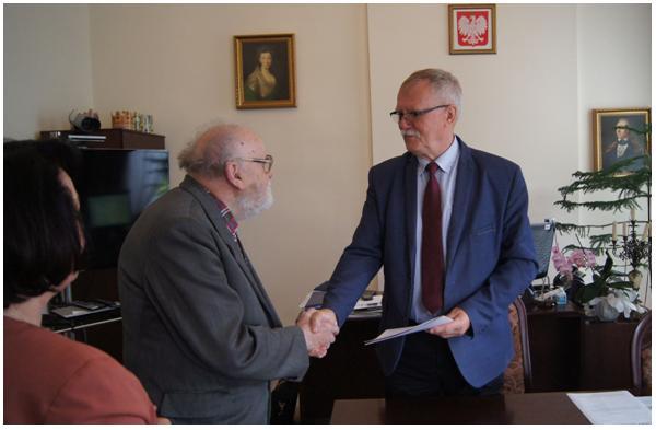 Umowa przechowania pomiędzy IUNG-PIB a Panem Kazimierzem Kotlińskim