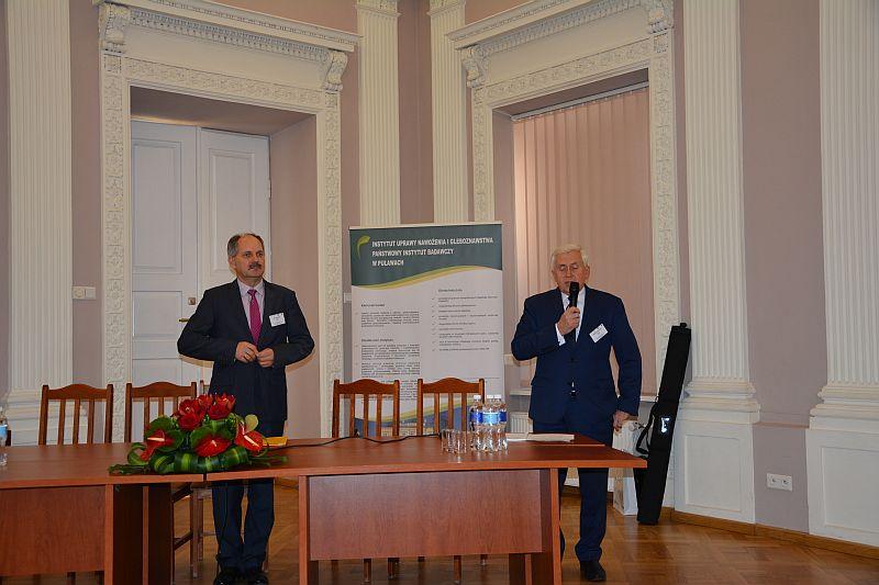 """Konferencja Naukowa nt. """"Działania strategiczne i planistyczne gmin a wielofunkcyjny rozwój obszarów wiejskich"""""""