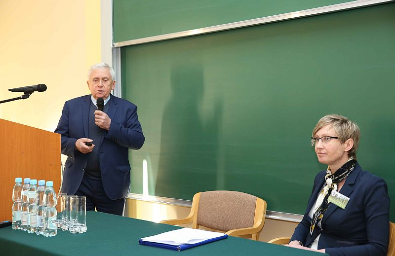 "Seminarium Naukowe pt. ""Nauka i praktyka – rolnictwo różne spojrzenia"""