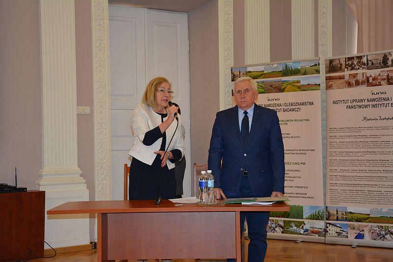 "Seminarium Naukowe pt. ""Program wieloletni IUNG-PIB a biogospodarka"""