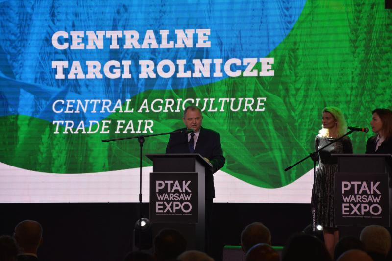 IUNG-PIB na III edycji Centralnych Targów Rolniczych (CTR)