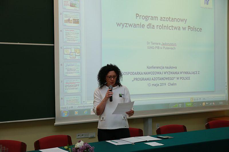 Warsztaty naukowe w Chełmie