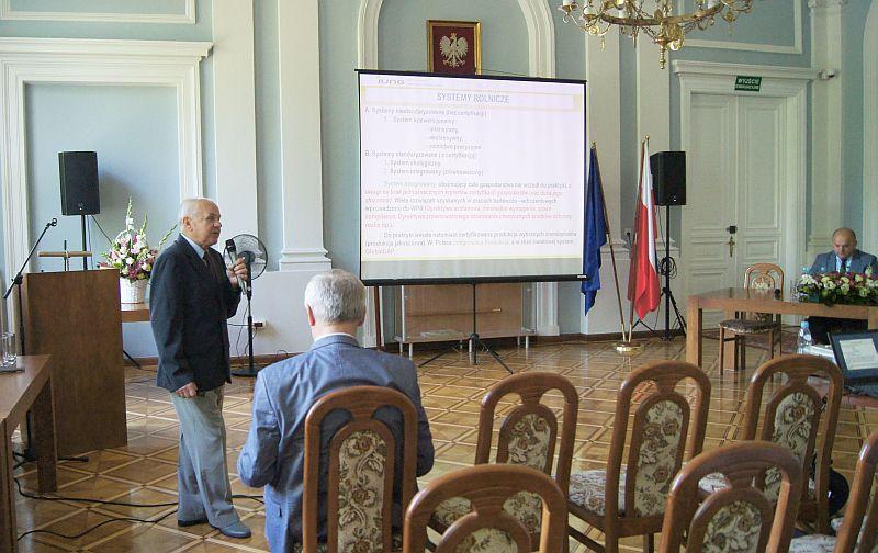"""Konferencja Naukowa """"SYSTEMY PRODUKCJI ROŚLINNEJ"""