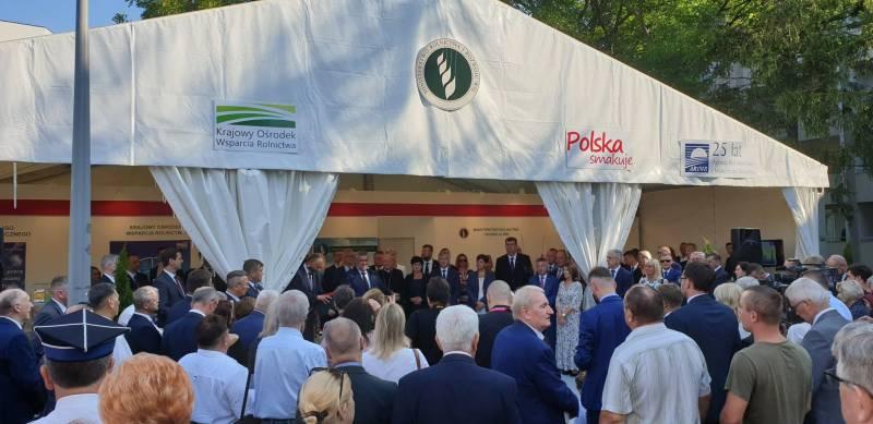 IUNG-PIB na Ogólnopolskich Dożynkach Jasnogórskich