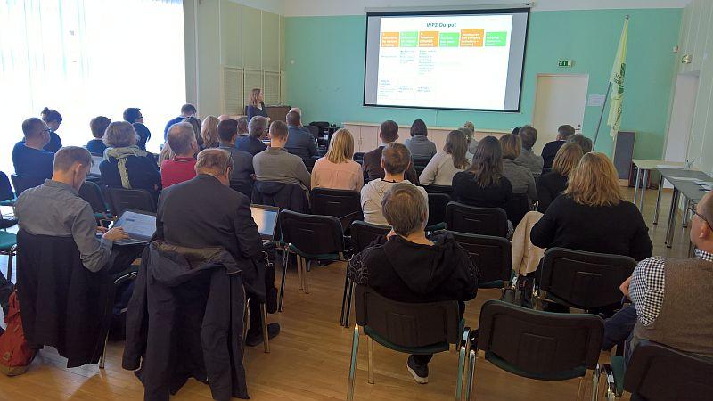 Manure Standard Project Meeting - Tallin
