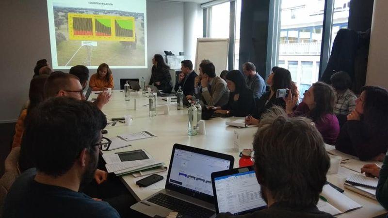 Końcowe spotkanie konsorcjum projektu AFINET