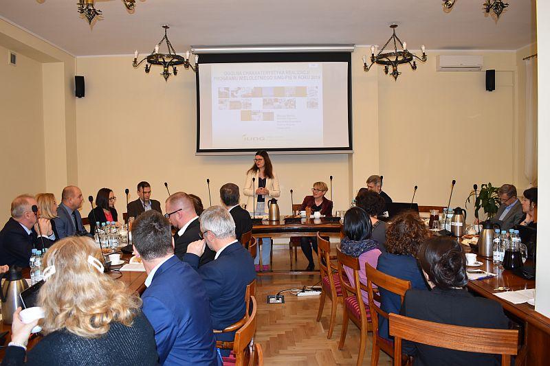 Konferencja podsumowująca realizację programu wieloletniego IUNG-PIB