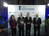 Gala Nauki Polskiej - kulminacja obchodów Dnia Nauki Polskiej