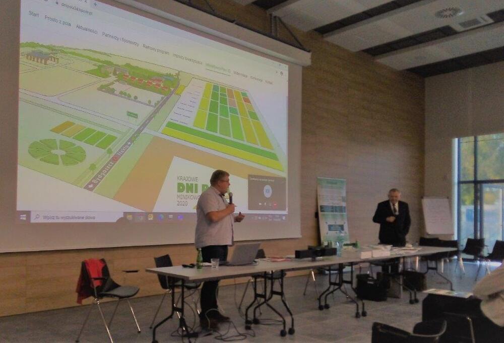 Spotkanie dla partnerów AKIS – jednostek doradztwa rolniczego i instytutów badawczych