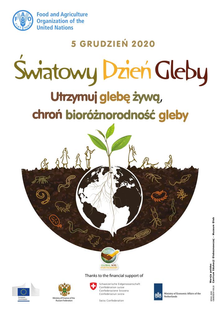 Światowy Dzień Gleby - obrazek wyrózniający
