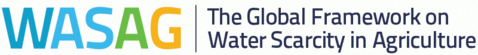 Global Framework on Water Scarcity in Agriculture (WASAG) - logo